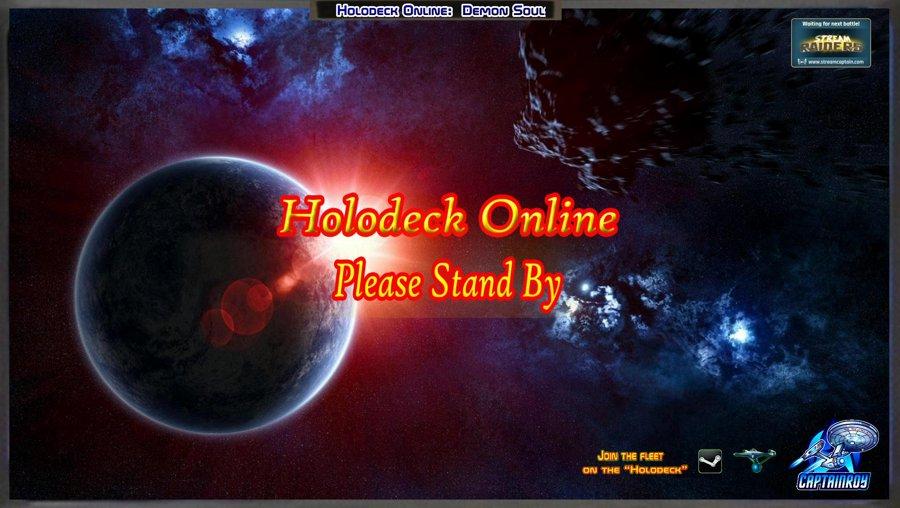 Demon Returns Chapter VI .... *!Holodeck is LIVE*