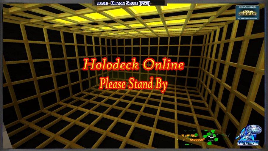 Demon Returns Chapter VII .... *!Holodeck is LIVE*