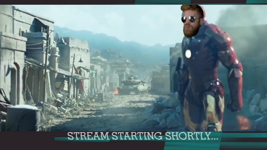 """""""This stream is alright for background noise""""- Real Viewer Testimonial!"""