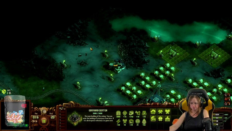 Playing the Campaign on They Are Billions! Come Join Me!