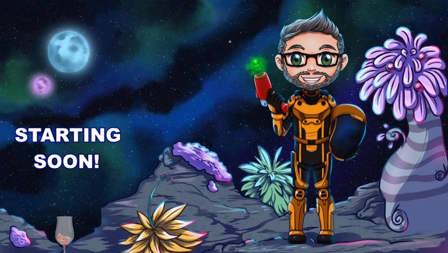 Space Dad ⁃ !NEW ⁃ WEEOO Nation! https://www.twitch.tv/team/weeoo
