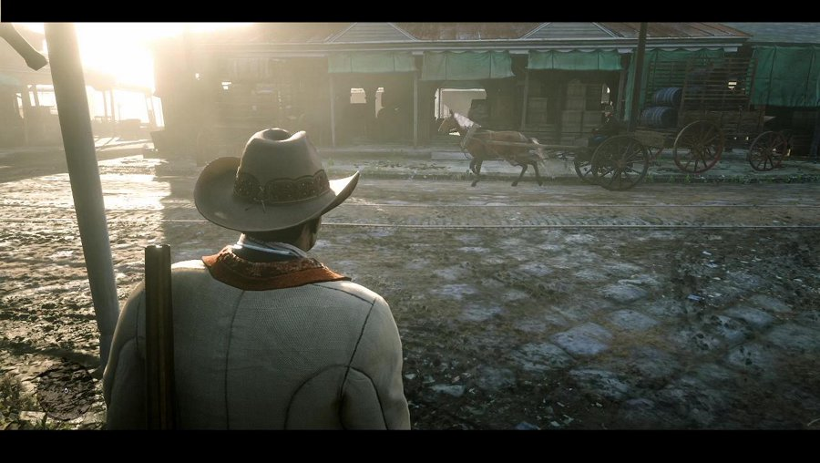 Actual RP For Once Red Dead Redemption 2 - Crown #2365