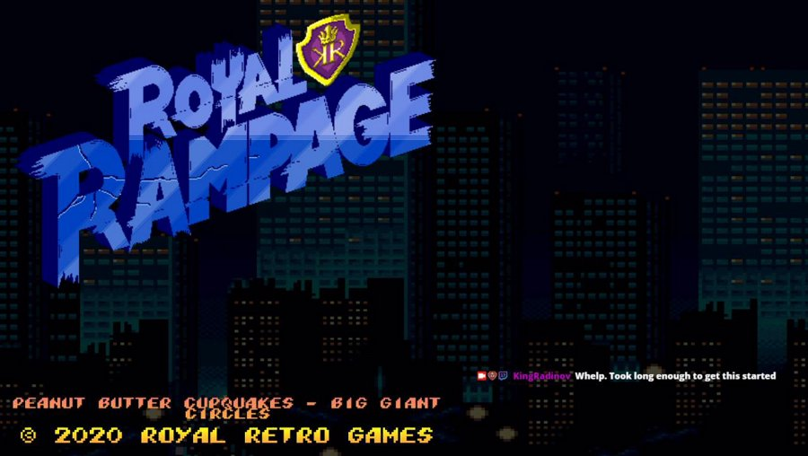{PC} Streets of Rage 4!  Mania  difficulty!