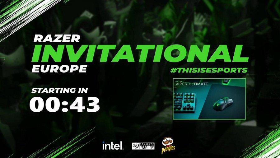 Razer Invitational #5 - Europe | Playoffs (TOP 500) | Cast par Heaven - !leaderboard !caster