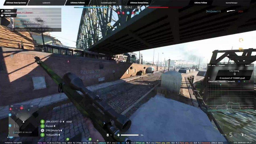 PRD - Battlefield V - LEts go!!!