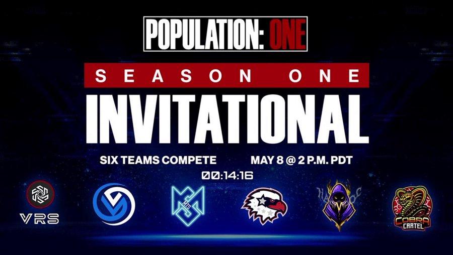 POPULATION: ONE | Season 1 Invitational