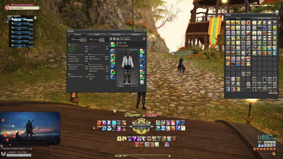 FFXIV Raid - Random Night of Games | !lung !grave