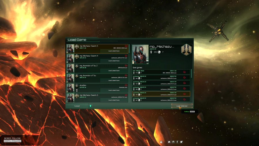 Late Night Stellaris   Trying to Get Better!     Happy Holidays :)