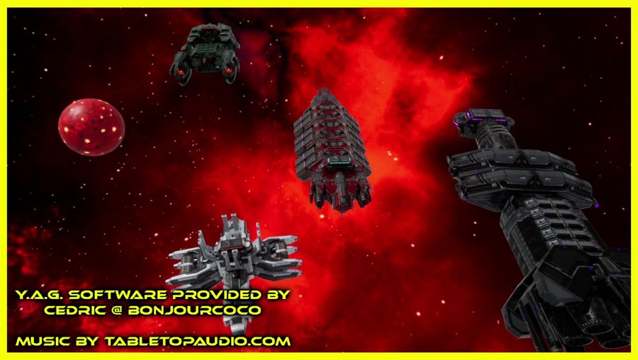 13th Fleet Episodes 5 & 6! An Adversarial Sci Fi RPG