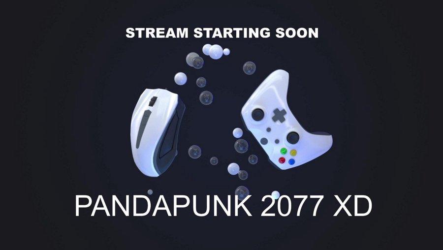 Positivity![PC]PandaPunk 2077 Corpo Part 4 Hard Happy Weekend Friends ❤