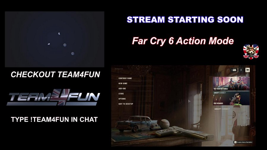 Positivity![PC]Panda's in Trouble :D FC6 Part 3 Action Mode Hiya Friends