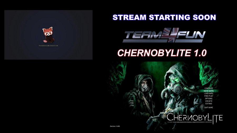 Positivity![PC]Chernobylite 1.0 Release Hard Late night stream Friends o/