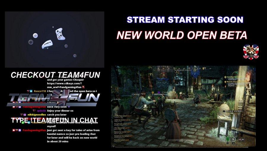 Positivity![PC]Open Beta!Lets check it out..EU HellHeim Marauders