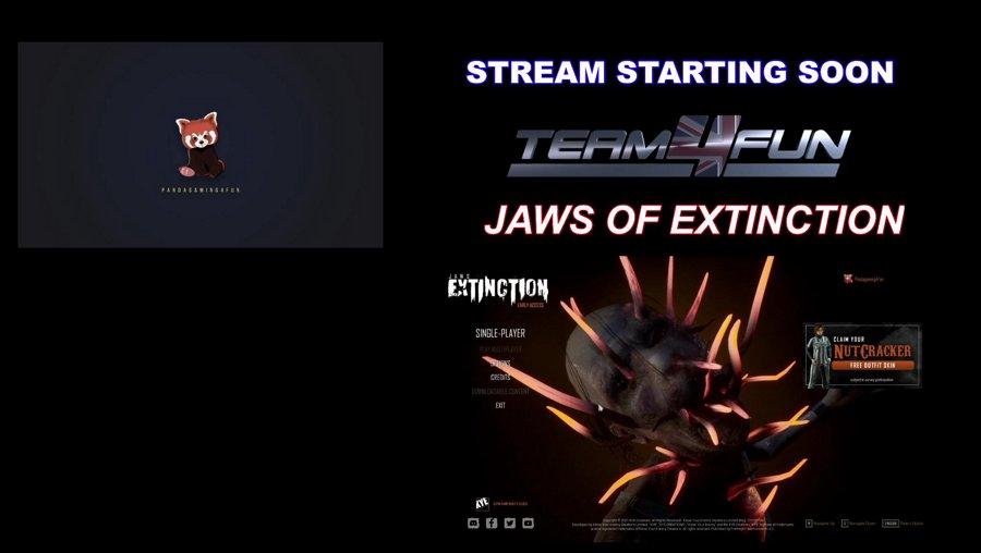 Positivity![PC]Early Access Alpha Build Jaws Of Extinction Hiya Friends