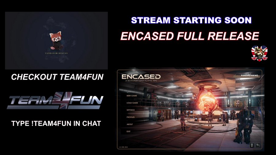 Positivity![PC]Encased Full Release Lets do this!!Hiya Friends