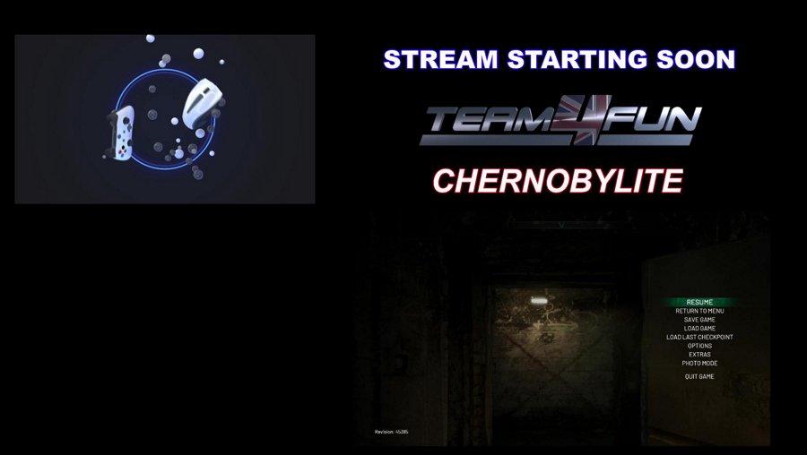 Positivity![PC]Good Afternoon Chernobylite[HARD] Happy Sunday Friends <3