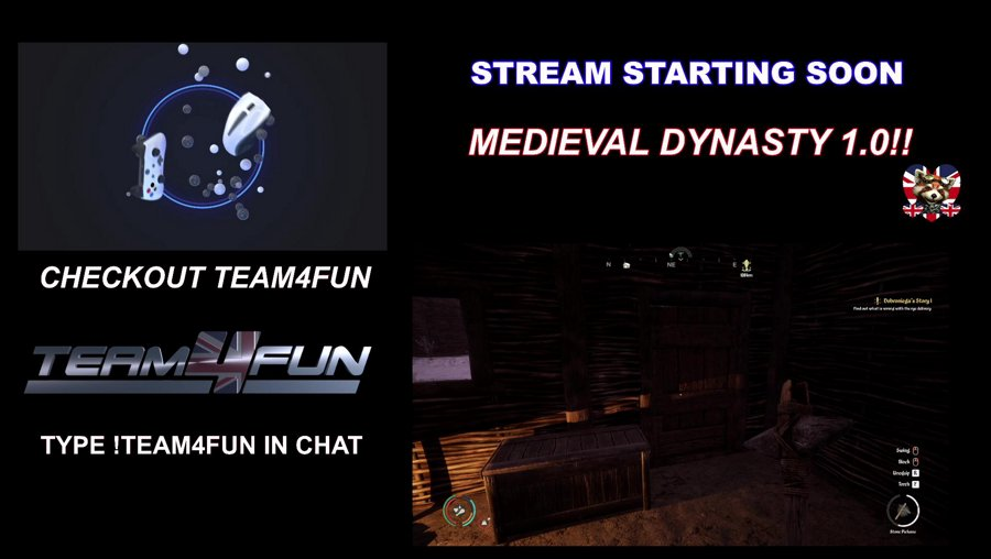 Positivity![PC]OH shiz...Medieval Dynasty 1.0 Release!!!More Gas Sim Later Friends o/