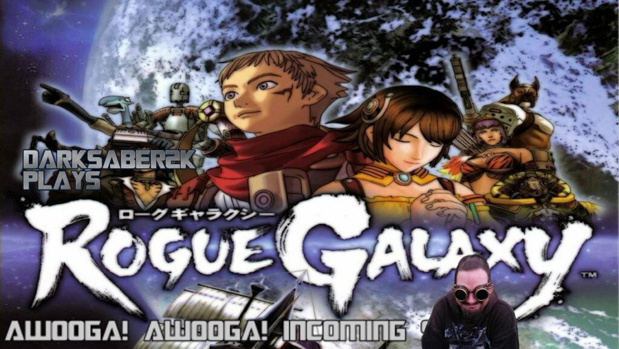 First Impressions - Rogue Galaxy! [PS2]