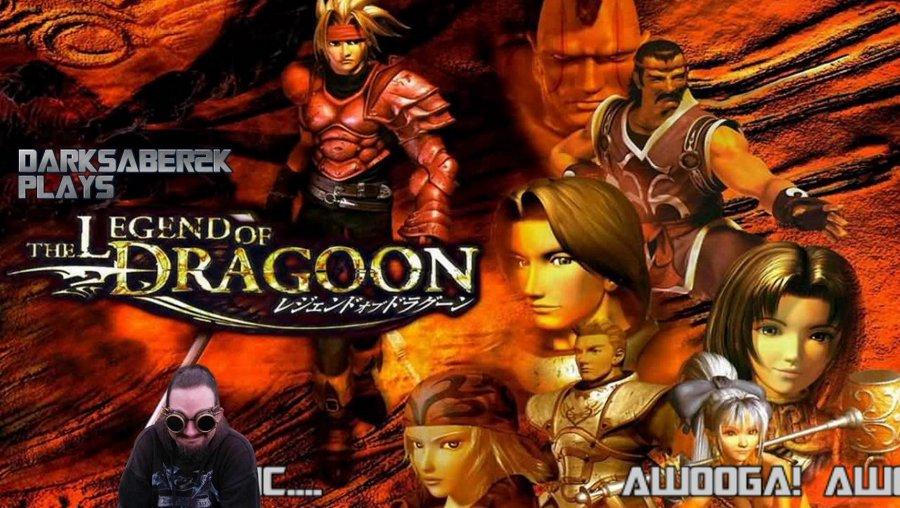 Dragoons Vs Dragon Buster [Legend Of Dragoon PS1]