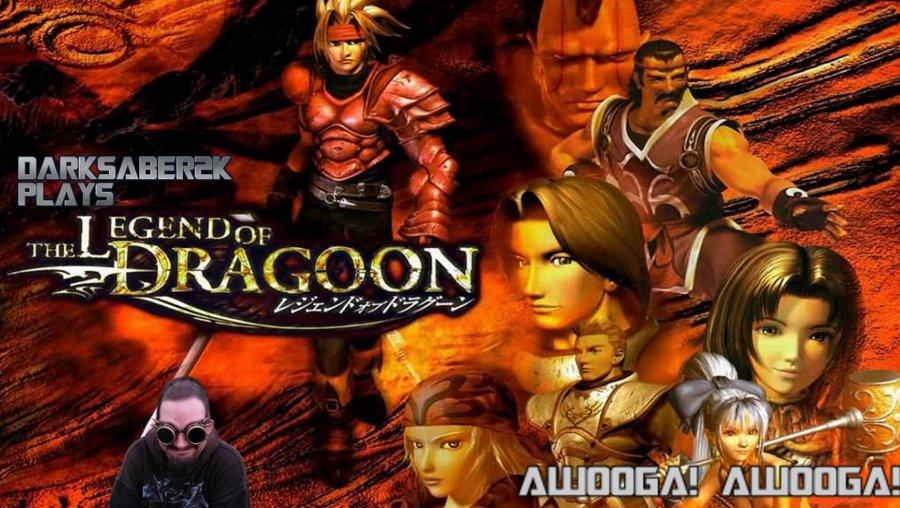 Disc 4 - Crouching God, Hidden Bossfight [Legend Of Dragoon PS1]
