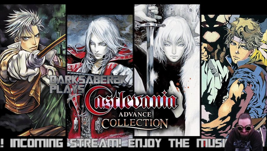 Duking It Out With Dracula In The Castlevania Advance Collection!