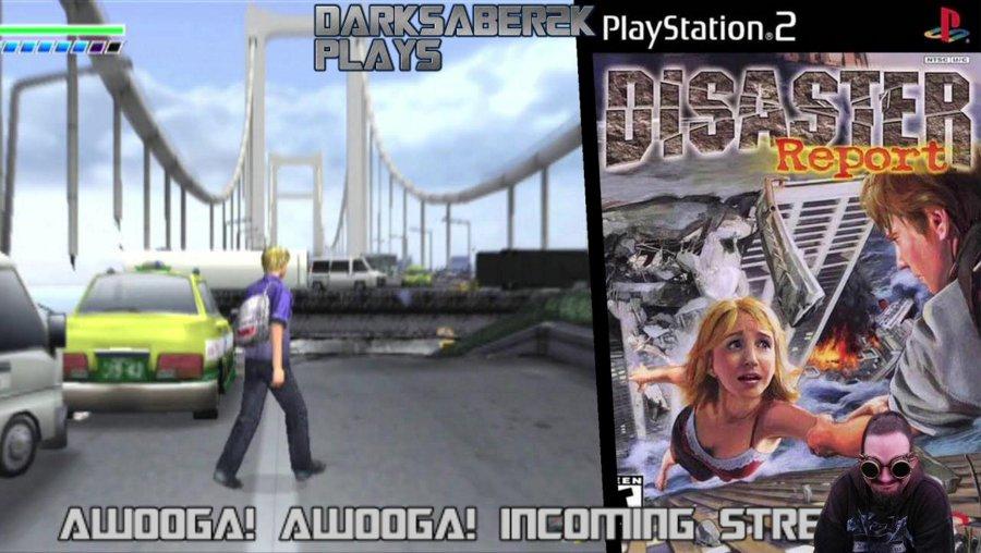 [PS2] Disaster Report a.ka. SOS The Final Escape!