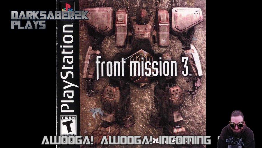 Manic Monday - Front Mission 3!