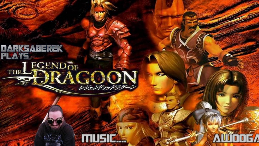 Disc 4: The Beginning Of The End [Legend Of Dragoon PS1]