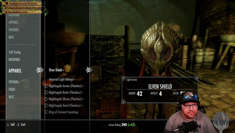 Throwback Thursday - Skyrim 100% Achievement Run