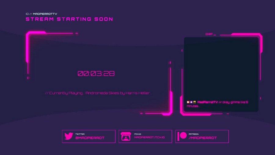 ✯ Stream Starting... ✯ Please Hold... ✯