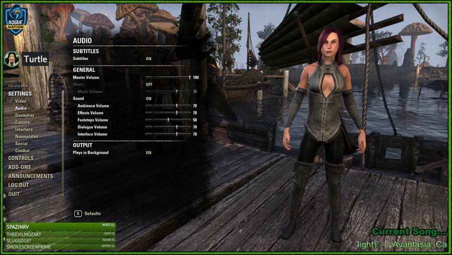 (PC) Casual ESO exploring and questing.