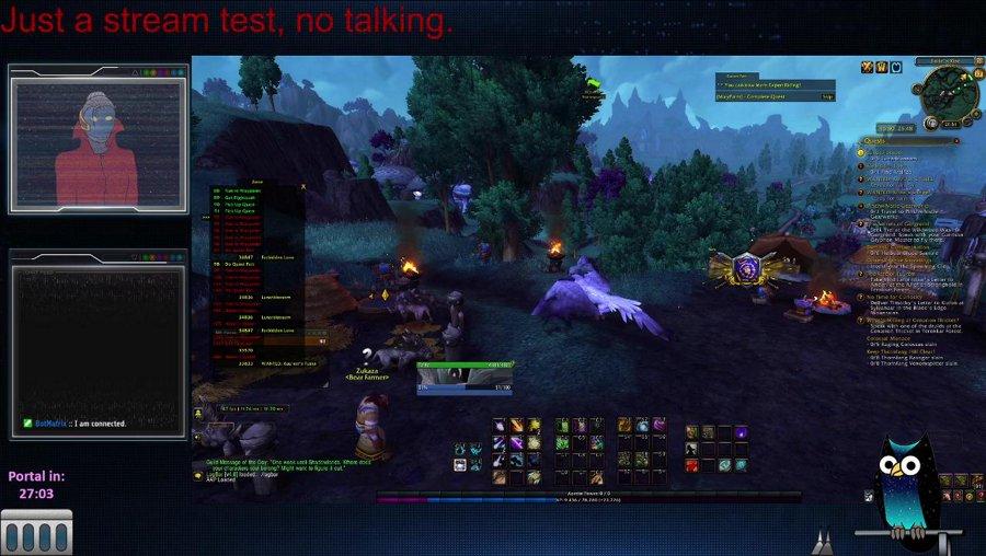 Leveling Things - Demon Hunter