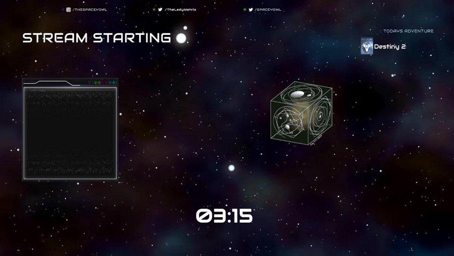 Destiny 2 - Monday Randomness