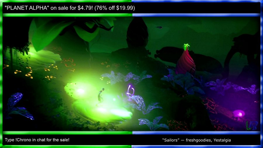 [4.79] PLANET ALPHA (76% off!)- Twitter: @LazyR1co - Type !Chrono for Sale (Cast #1322)