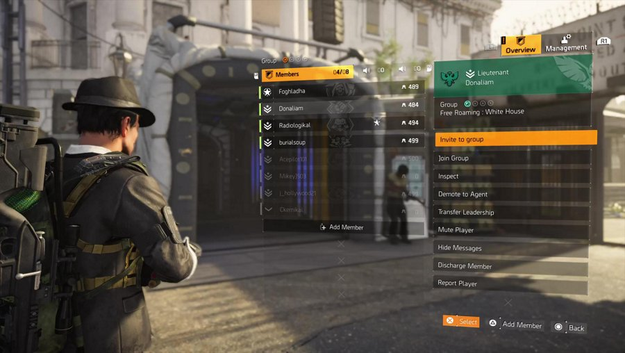 End Game in The Division 2 on PlayStation Adventures