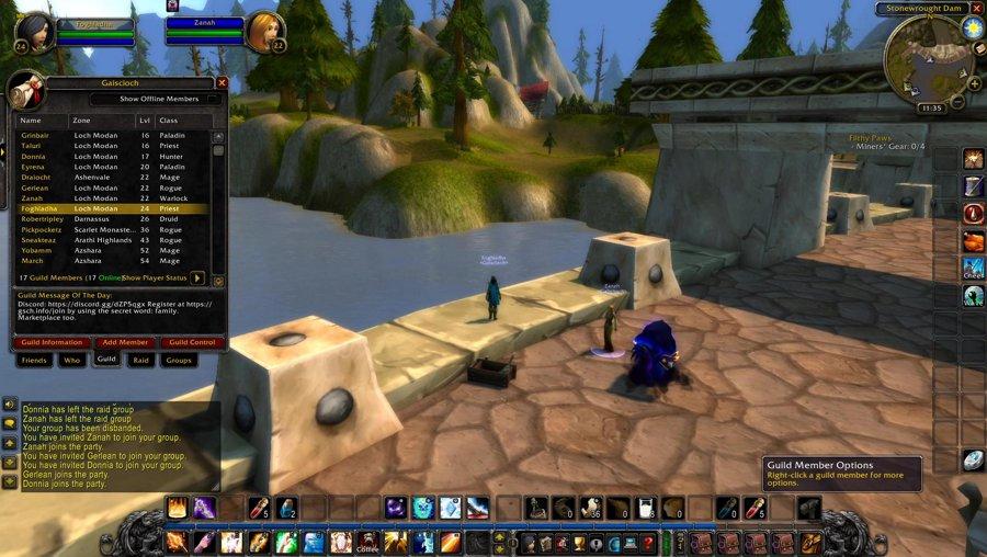 Gaiscioch Explores Loch Modan - Part 2 in World of Warcraft Classic