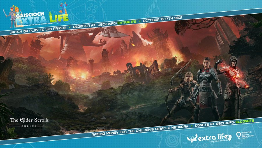Part 15: Elder Scrolls Online: Blackwood - 2021 Gaiscioch for #ExtraLife