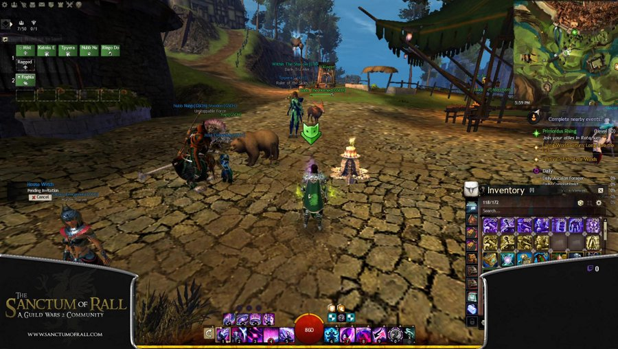 Low Level World Bosses with Foghladha