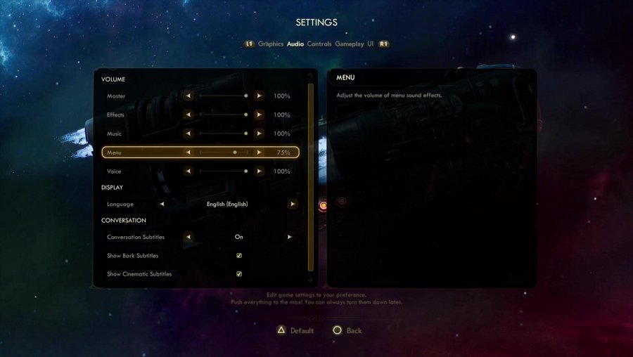 Part 3: The Outer Worlds on PlayStation Adventures