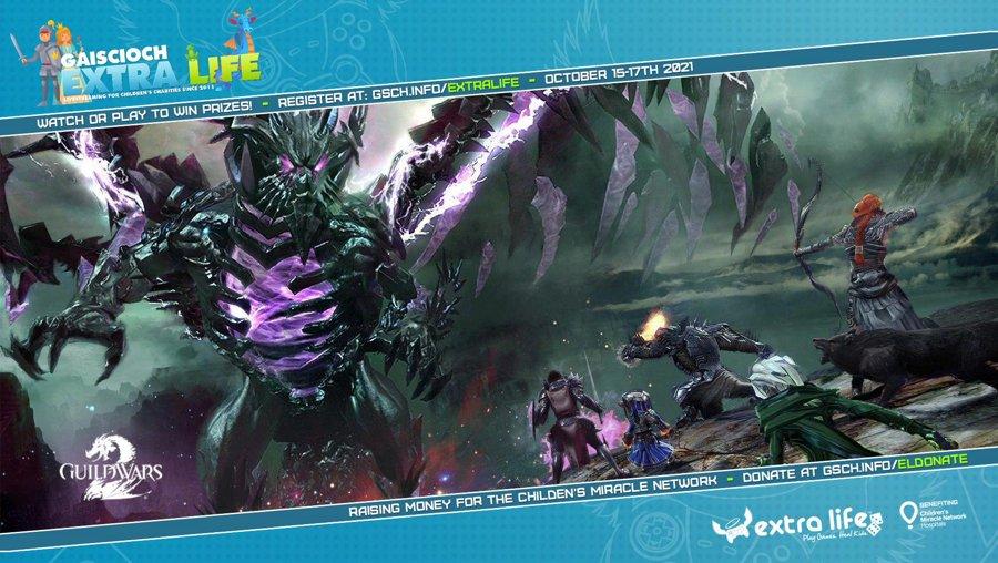 Part 16: Guild Wars 2 - 2021 Gaiscioch for #ExtraLife