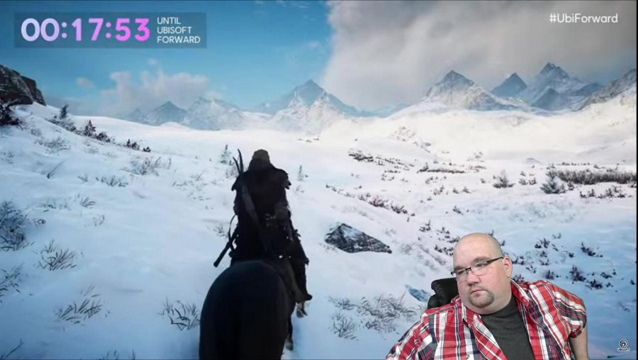 Ubisoft Forward Live Reactions!