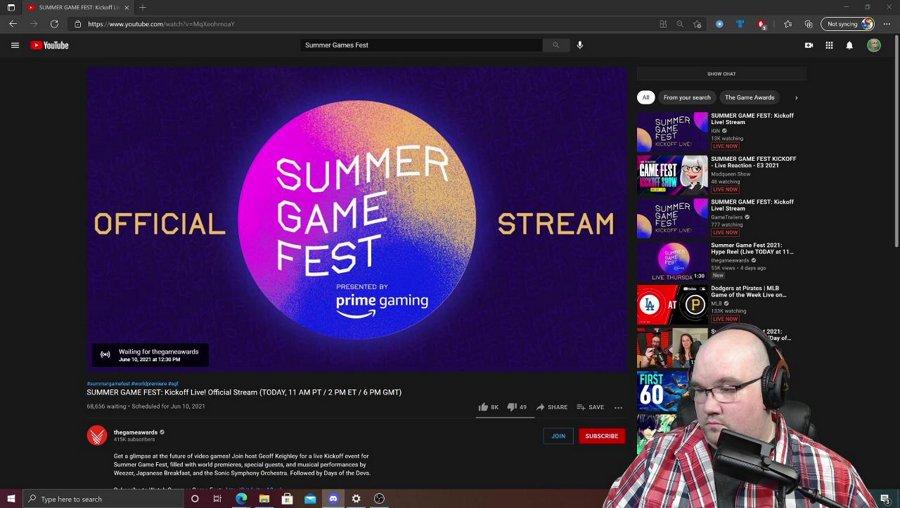 Summer Game Fest live reactions!