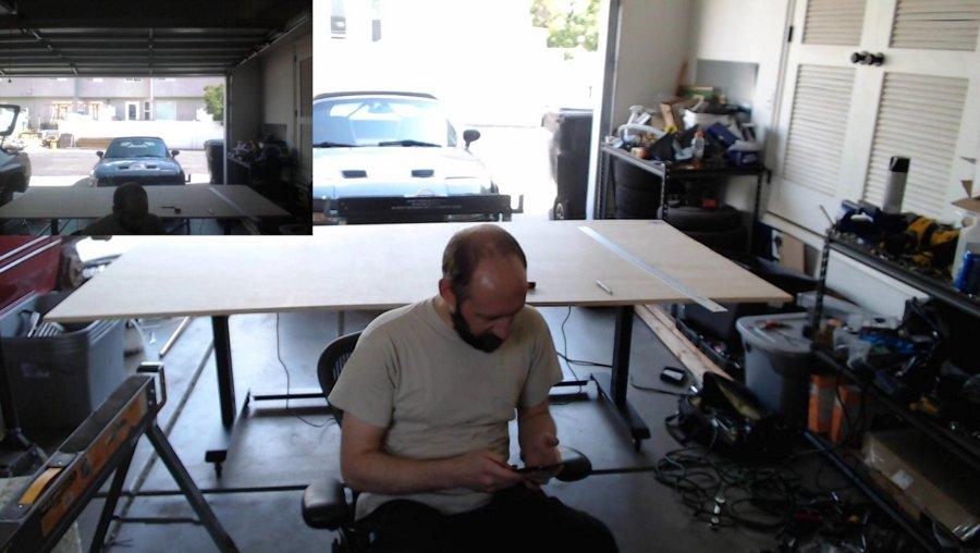 Lazy stream - Desk top design? - Garage Stream