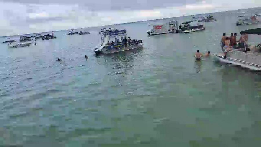 Live from crab island in Destin FL-check out twitch.tv/crabisland