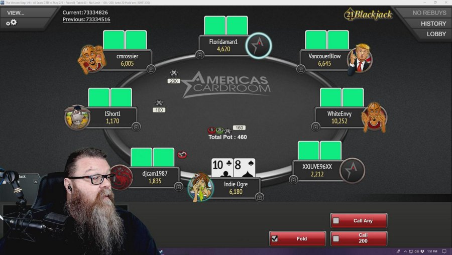 🔴It's POKER time! Playing tourneys leading up to a $5million tournament! !playpoker🔴