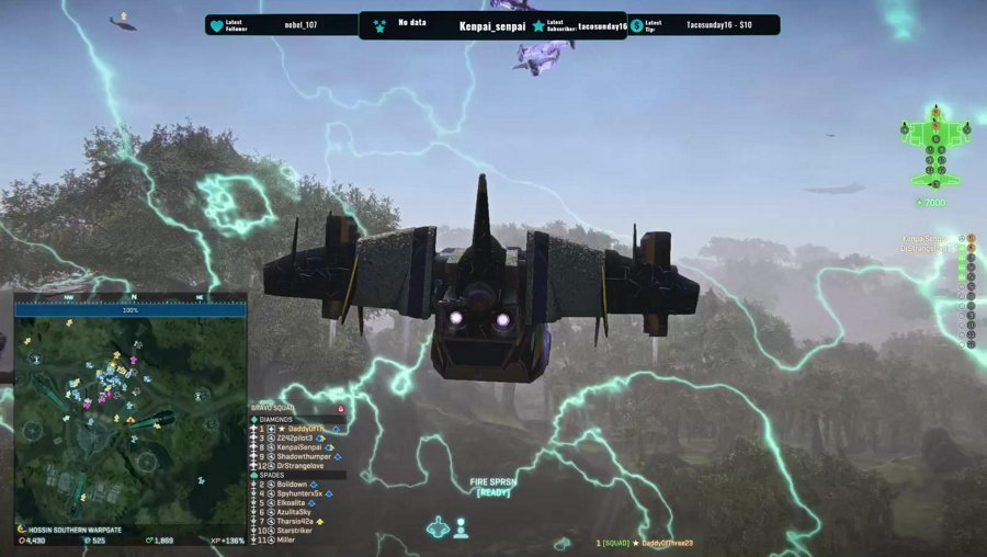 Unfiltered: Planetside 2 [TG] (Emerald) Basation ops
