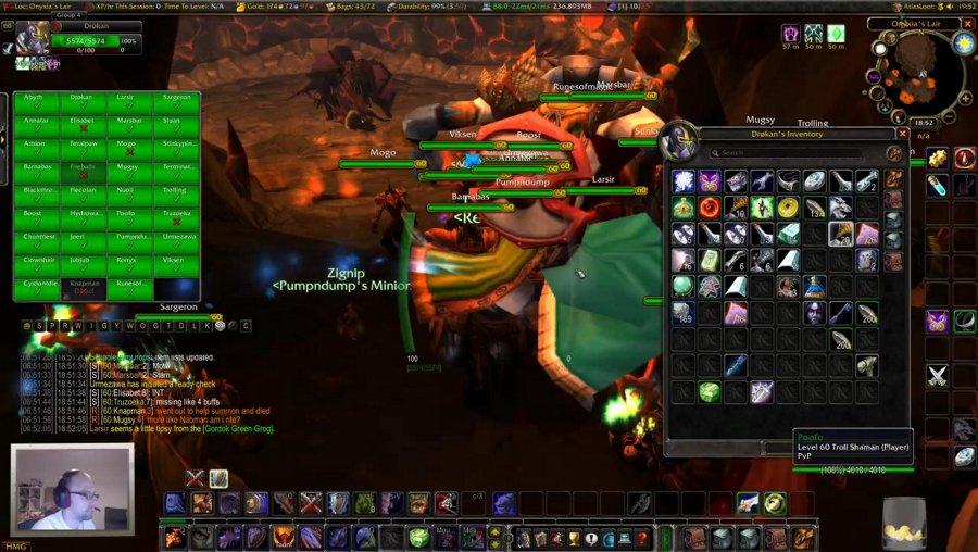 Prot Warrior - Buffrun [PC] ENG - 720p 60ᶠᵖˢ Ultra