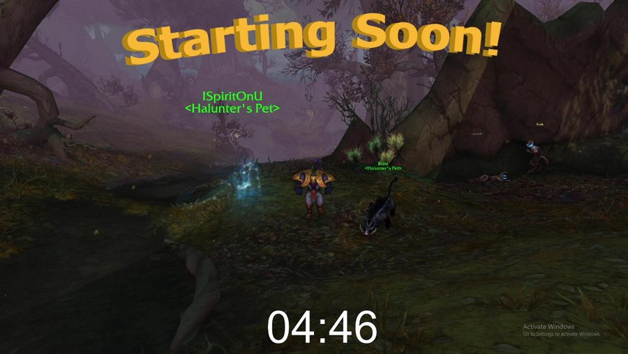 WoWzer Wednesday #12 - Second 60, Hunter Pet finding, and possibly some Torg or Zones <3| @HaliosTV all socials! |