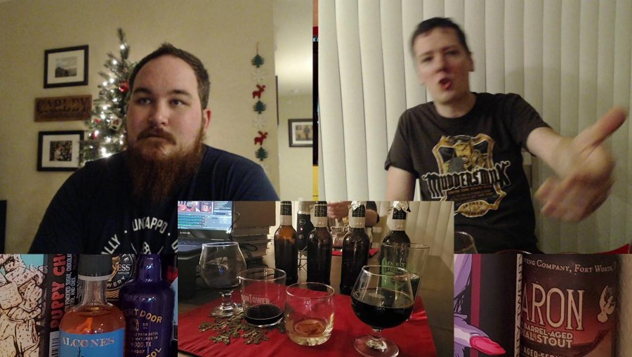 4 Year Goose Island Bourbon County Stout Vertical Tasting with The_Danz! Updates on Homebrew and more!