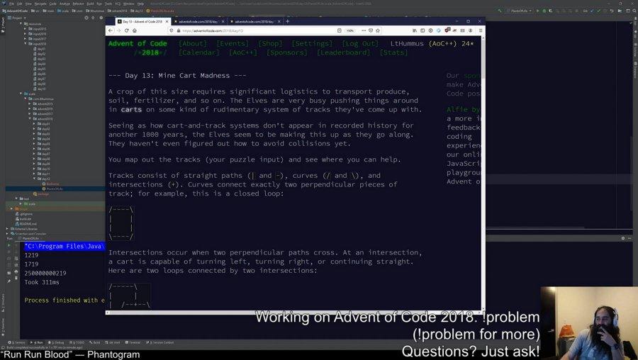 [Scala] Advent of Code catch up....